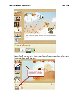Create a Digital Story with Storybird