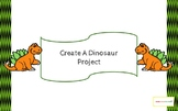 Create a Dinosaur Research Project