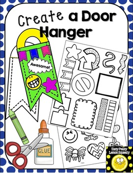 Create a Door Hanger!