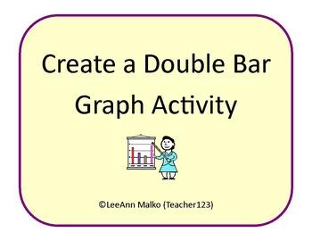 Create a Double Bar Graph Activity