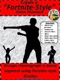 """Create a """"FORTNITE-STYLE"""" Dance Showcase"""