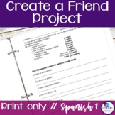 Create a Friend Project