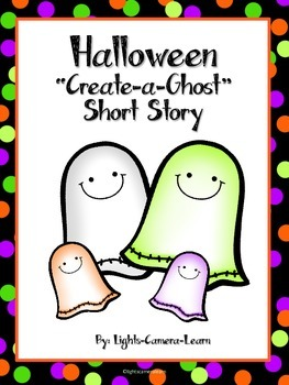 Create-a-Ghost Short Story