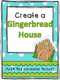 Create a Gingerbread House Fraction Project