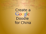 Create a Google Doodle for China