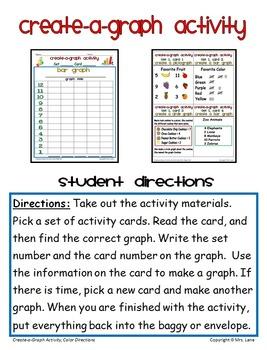 Create-a-Graph Activity
