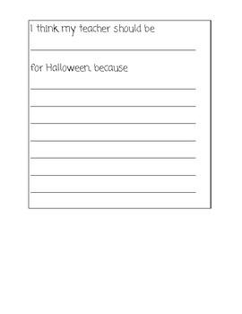 Create a Halloween Costume