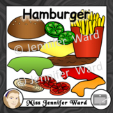 Create a Hamburger Clipart