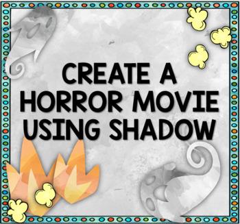 Create a Horror Movie Trailer Using Shadow