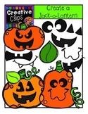 Create a Jack-O-Lantern {Creative Clips Digital Clipart}