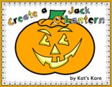 Create a Jack O' Lantern for Halloween – Art Activity Printables