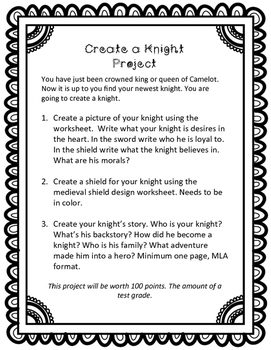 Create a Knight Project