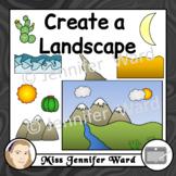 Create a Landscape Clipart