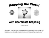 Create a Map of the World with Coordinate Graphing