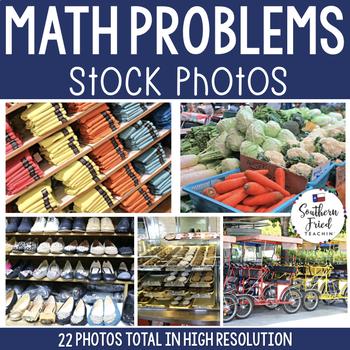 Photos to Create Math Problems