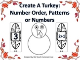 Activity for Create a Math Thanksgiving Turkey Math Center