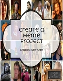 Create a Meme Project