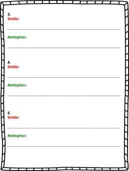 Create a Metaphor