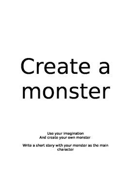 Create a Monster