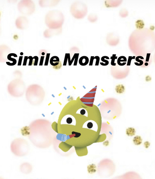 Create a Monster: Using Similes!