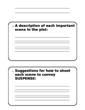 Create a Movie Outline