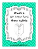 Create a Non-Fiction Book --Group Activity--