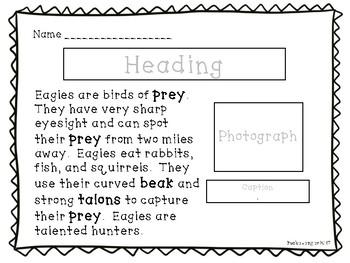 Create a Nonfiction Text