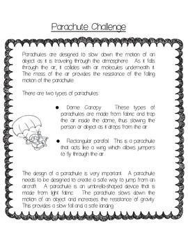 Create a Parachute