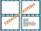 Create a Pattern Task Cards ~ Common Core
