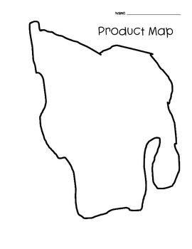 Create a Physical and Product Map