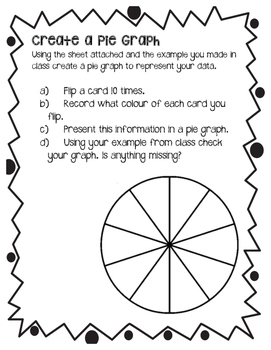 Create a Pie or Circle Graph