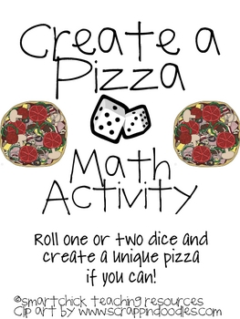 Create a Pizza Math Activity for Intermediate Students