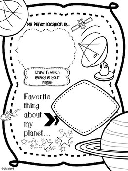 Create a Planet