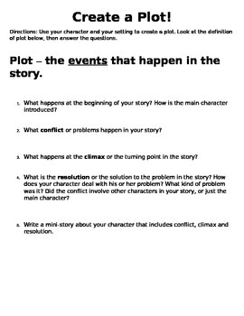 Create a Plot