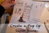 Create a Pop Up Interior Scene
