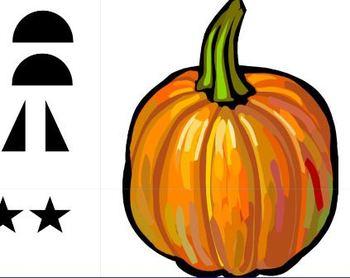 Create a Pumpkin and Write a Story