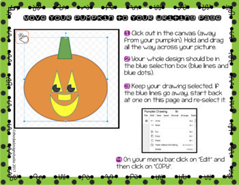 Create a Pumpkin and Write a Story with Google Drawings and Google Slides