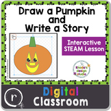 Create a Pumpkin and Write a Story with Google Drawings an
