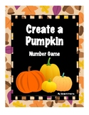 Create a Pumpkin counting game