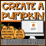 Create a Pumpkin in Google Drive