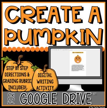 Create a Pumpkin in GOOGLE DRIVE™