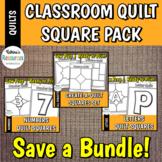 Create-a-Quilt Squares BUNDLE