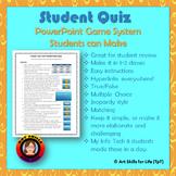 Create a Quiz