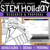 Create a STEM Holiday Activity (includes a FREE Digital ST