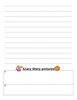 Create a Scary Story