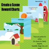 Create a Scene Reward System