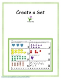 Create a Set--Numbers Up to 20