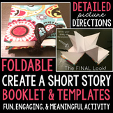 Create a Short Story/Narrative Foldable: Common Core Aligned