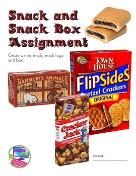 Create a Snack Food Box