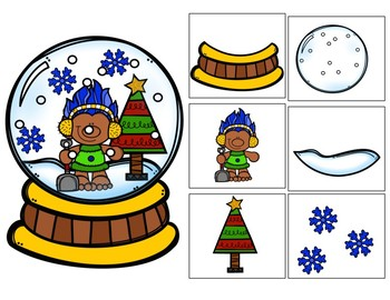 Create a Snow Globe Open Ended Reinforcement Game